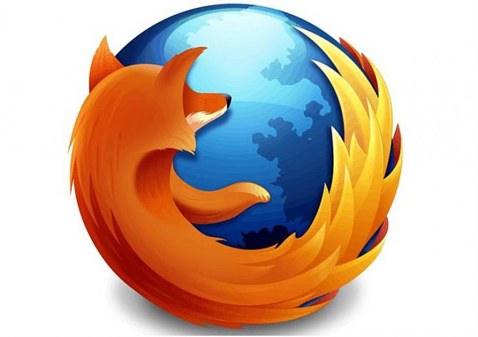 Логотип обозревателя Mozilla Firefox