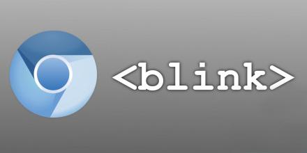 Логотип движка Blink